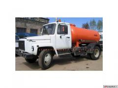 Pumping of septic tanks in Almaty