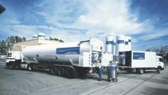 Транспортировка жидких газов