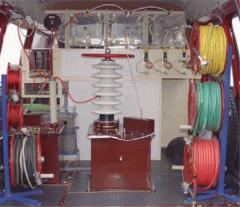 Tests of electrotechnical products