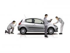 Maintenance inspection of motor transpor