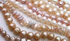 Diagnostics of diamonds, pearls, color precious
