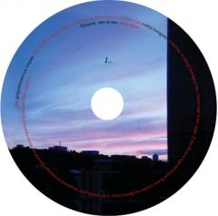 Production of record and the press on CD and DVD