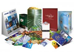 Production of limited printing products of the