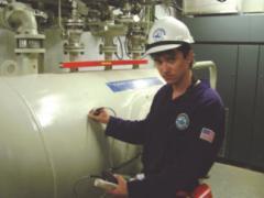 Услуги по обнаружению утечек в трубопроводе
