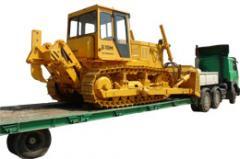 Доставка техники железнодорожным и автомобильным