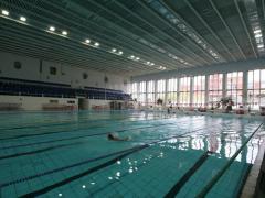 Поставка оборудования для спортивных олимпийских бассейнов