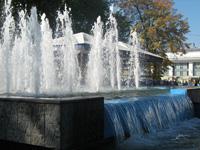 Строительство и реконструкция фонтанов