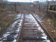 Rent of the railway deadlock