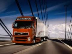 Частные перевозки грузов