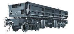 Железнодорожные перевозки сыпучих грузов