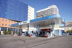 Development of business plans of oil depot, gas