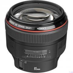 Аренда объектива Canon 85mm II  L f1.2 ,