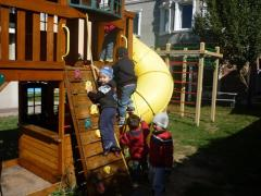 Kindergartens of supervision and improvement in
