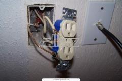 Услуги электрика в Актобе и в Караганды