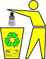Утилизация приборов, содержащих ртуть