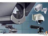 Установка систем видеонаблюдения, видеодомофонов, электромехан. замков