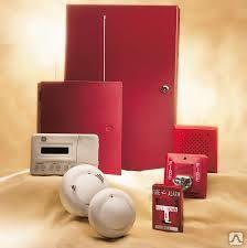 Установка пожарно-охранной сигнализации, беспроводные и GSM оповещениями