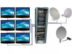 Design of systems of cable television