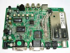 Repair of radiotehnical devices