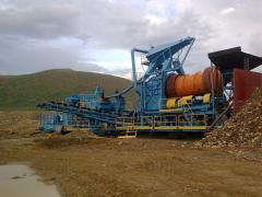 Repair of the mining and processing equipmen