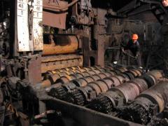 Repair of rolling mills