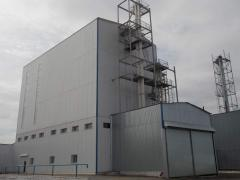 Комбикормовый завод