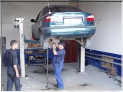 Сто керемет ремонт автомобилей