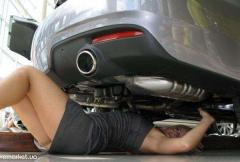 Tuning of exhaust systems