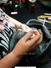 Пошив одежды Астана