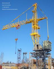 Installation of electric equipment of cargo cranes