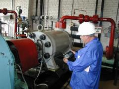 Diagnostics of the oil and gas equipmen