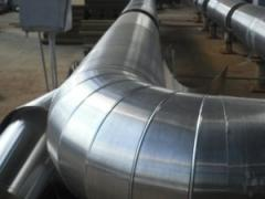 Design and installation of thermal insulation for