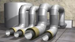 Проектирование и монтаж теплоизоляции для узлов и