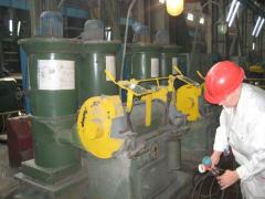Certification of production objects (workplaces)