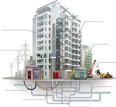 Монтаж инженерных сетей  различного назначения.