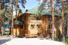"Kazakhstan tours Lake Pike: Hotel ""Are -"