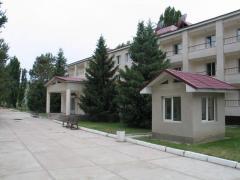 Issyk Kul northern coas