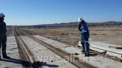 Construction of railroad crossings
