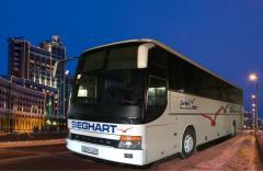 Междугородние автобусные перевозки