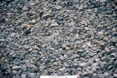 Crushed stone delivery