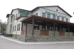 Hotel Kokshebel Lake Resor