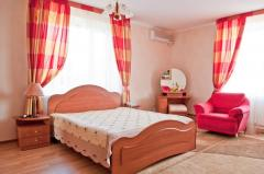 Kazakhstan tours: The lake Pike - Hotel Samal