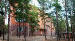 Kazakhstan tours: The lake Pike - Hotel Bai Drill