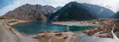 Weekend tours, Lake Issyk