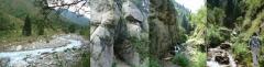 Weekend tours, Monakhovo gorge
