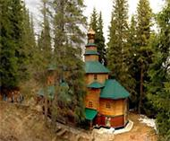 Weekend tours, Aksaysky Monastery (Man's