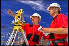 Geodetic maintenance of installation works