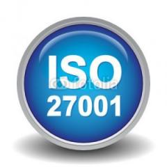 Certificates of ISO/IEC 27001