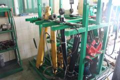 Production of hydraulic cylinders in Almaty