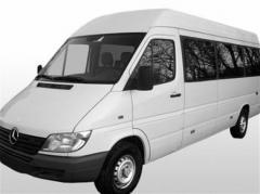 Пассажирские перевозки Аренда автобус Мерседес Спринтер